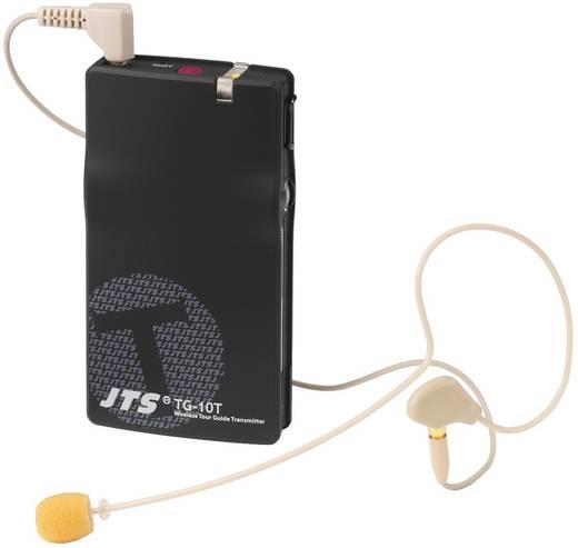Headset Sprach-Mikrofon JTS TG-10T/1 Übertragungsart:Funk, Kabellos