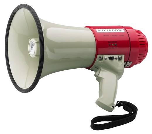 Monacor TM-22 Megaphon mit Haltegurt, integrierte Sounds
