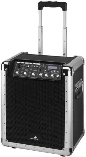 Monacor TXA-15USB Mobiler Lautsprecher akkubetrieben, netzbetrieben 1 St.