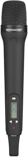Hand Gesangs-Mikrofon Monacor TXA-800HT Übertragungsart:Funk Schalter