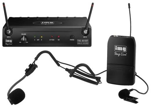 headset funkmikrofon set img stageline txs 831set bertragungsart funk schalter kaufen. Black Bedroom Furniture Sets. Home Design Ideas