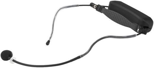 Headset Sprach-Mikrofon JTS UT-16HW/1 Übertragungsart:Funk Schalter