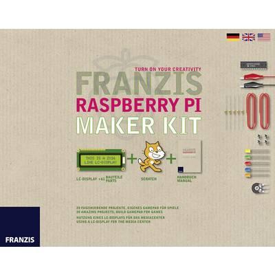 Maker Kit Franzis Verlag Raspberry PI Maker Kit 978-3-645-65269-8 Preisvergleich