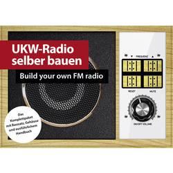 Retro rádio Franzis Verlag UKW-Retroradio zelfbouw 65261, od 14 rokov