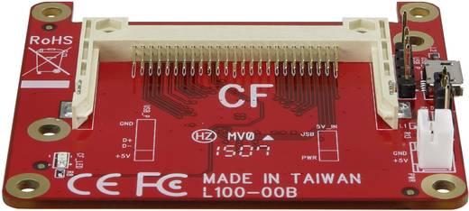 Compact Flash Erweiterungs-Platine für den Raspberry Pi