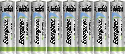 Mignon (AA)-Batterie Alkali-Mangan Energizer Eco Advanced LR06 1.5 V 8 St.
