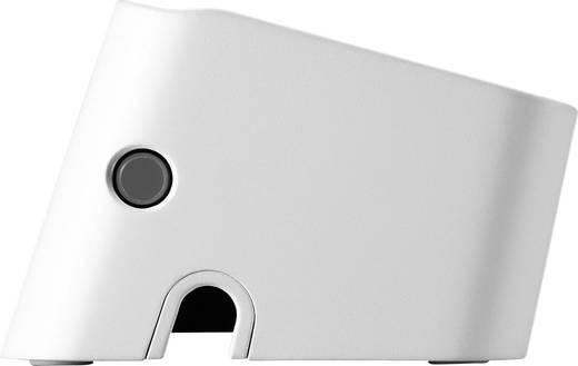 APC by Schneider Electric PM5-GR Überspannungsschutz-Steckdosenleiste 5fach Weiß Schutzkontakt