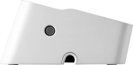 APC by Schneider Electric PM6-GR Überspannungsschutz-Steckdosenleiste 6fach Weiß Schutzkontakt