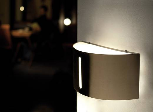 Außenwandleuchte Energiesparlampe, LED E27 40 W ECO-Light Bonn ST3304 Edelstahl