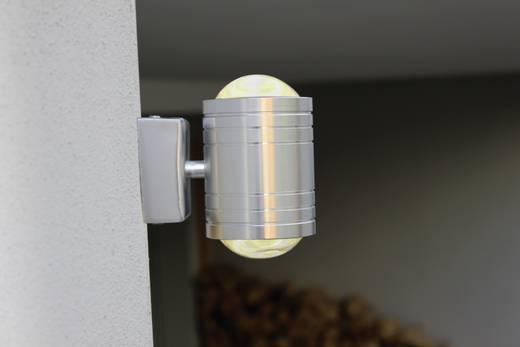 LED-Außenwandleuchte 6 W Warm-Weiß ECO-Light Ulm ST 242 Aluminium