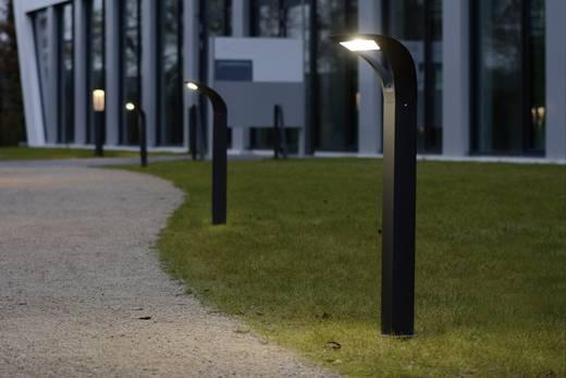 LED-Außenstandleuchte 18 W Kalt-Weiß ECO-Light 2522 S-800 GR Anda Anthrazit