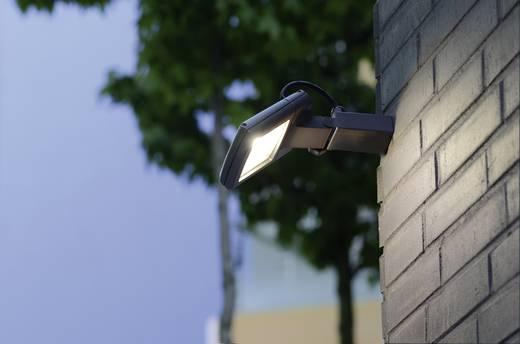 ECO-Light Front 6229 GR LED-Außenstrahler 11 W Kalt-Weiß Anthrazit