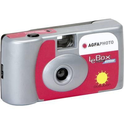 Einwegkamera AgfaPhoto LeBox 400 27 Outdoor 1 St. Spritzwassergeschützt Preisvergleich
