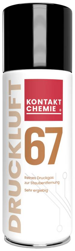 Spray anti-poussière 400 ml CRC Kontakt Chemie DUST OFF 67 33167-AA