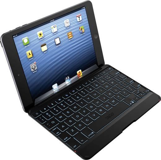 tablet tastatur mit bookcover zagg keyfolio passend f r. Black Bedroom Furniture Sets. Home Design Ideas