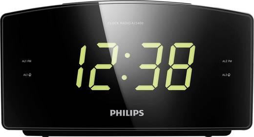 UKW Radiowecker Philips Schwarz