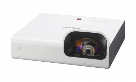 LCD Beamer Sony VPL-SW225 Helligkeit: 2600 lm 1280 x 800 WXGA 3000 : 1 Weiß