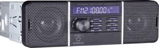 Renkforce RUSD-SP 12V/24 Autoradio inkl. Fernbedienung, Retro Design