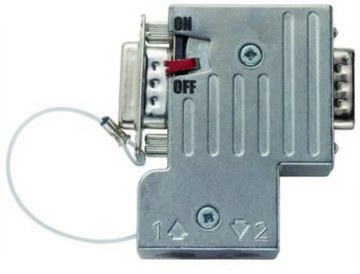 Sensor-/Aktor-Datensteckverbinder M12 Stecker, gewinkelt Polzahl: 9 LappKabel 21700565 ED-PB-90-PG-ST-PRO 1 St.