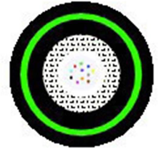 Glasfaserkabel Hitronic HQW-Plus 50/125µ Multimode OM2 Schwarz LappKabel 27920204 2000 m