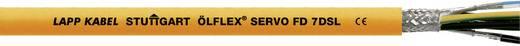 LappKabel ÖLFLEX® SERVO 7DSL Servoleitung 4 G 4 mm² + 2 x 1 mm² Orange 1023295 100 m