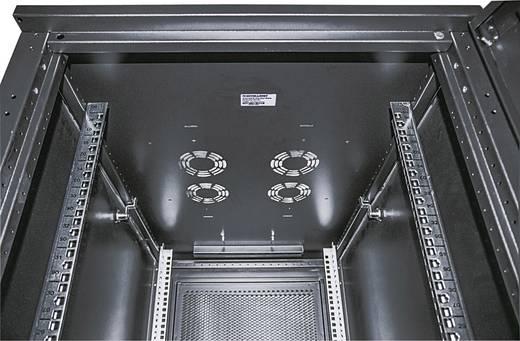 Intellinet 713245 19 Zoll Serverschrank (B x H x T) 600 x 1284 x 1000 mm 26 HE Schwarz (RAL 9005)