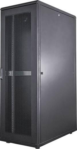 Intellinet 713283 19 Zoll Serverschrank (B x H x T) 800 x 2057 x 1000 mm 42 HE Schwarz (RAL 9005)
