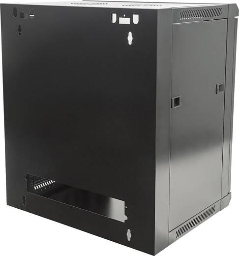 Intellinet 711951 19 Zoll Netzwerkschrank (B x H x T) 570 x 770 x 600 mm 15 HE Schwarz (RAL 9005)