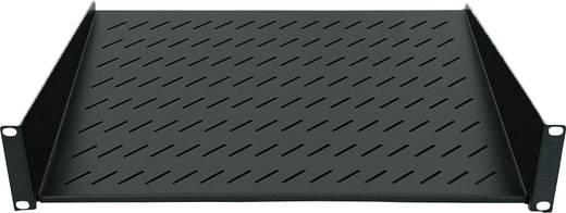 Intellinet 712491 19 Zoll Netzwerkschrank-Geräteboden 1 HE Festeinbau Geeignet für Schranktiefe: ab 450 mm Schwarz