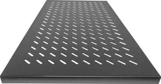 19 Zoll Netzwerkschrank-Geräteboden 1 HE Intellinet 712552 Festeinbau Geeignet für Schranktiefe: ab 1200 mm Schwarz