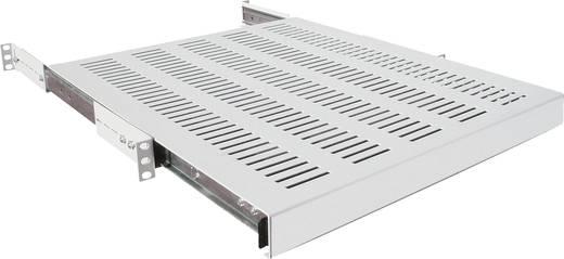 19 Zoll Netzwerkschrank-Geräteboden 1 HE Intellinet 712323 Ausziehbar Geeignet für Schranktiefe: ab 600 mm Grau