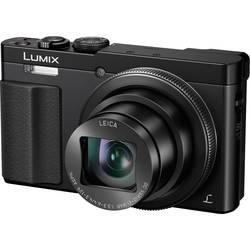 Digitálny fotoaparát Panasonic DMC-TZ71EG-K, 12.1 MPix, optický zoom: 30 x, čierna
