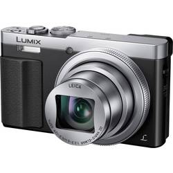 Digitálny fotoaparát Panasonic DMC-TZ71EG-S, 12.1 Megapixel, Zoom (optický): 30 x, strieborná