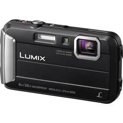 Digitálny fotoaparát Panasonic DMC-FT30EG-K, 16.1 Megapixel, Zoom (optický): 4 x, čierna