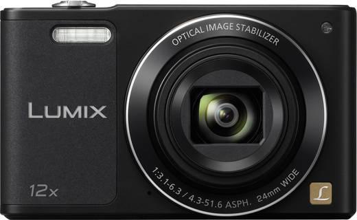 Panasonic DMC-SZ10EG-K Digitalkamera 16 Mio. Pixel Opt. Zoom: 12 x Schwarz