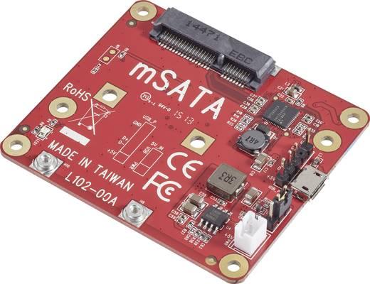 mSATA SSD Erweiterungs-Platine für den Raspberry Pi