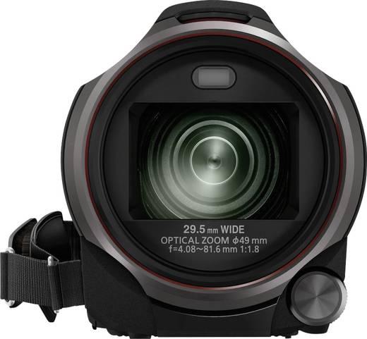 Panasonic HC-V777EG-K Camcorder 7.6 cm 3 Zoll 12.76 Mio. Pixel Opt. Zoom: 20 x Schwarz