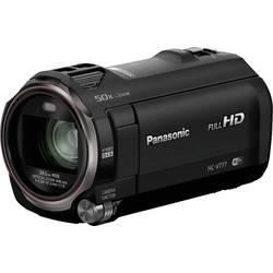 """Kamera Panasonic HC-V777EG-K 7.6 cm (3 """") 12.76 MPix Zoom (optický): 20 x černá"""
