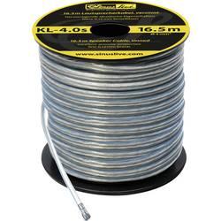 Sada káblov SinusTec KL-4,0s, 14089, 4 mm², 16,5 m
