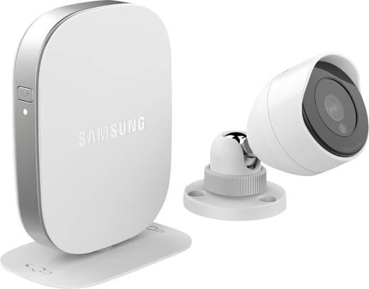 wlan lan ip berwachungskamera set 1 kanal mit 1 kamera 1920 x 1080 pixel samsung smartcam hd. Black Bedroom Furniture Sets. Home Design Ideas