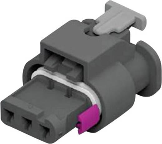 TE Connectivity Buchsengehäuse-Kabel MCON 1.2 Polzahl Gesamt 3 1-1718644-1 1 St.