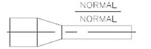 966144-2 TE Connectivity Zwillings-Aderendhülse 0.75 mm² x 8 mm Teilisoliert Grau 500 St.