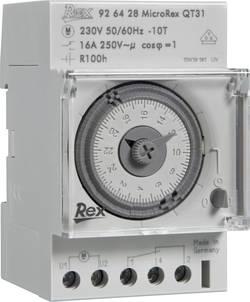 Programmateur horaire pour rail REX Zeitschaltuhren 926428 230 V 16 A/250 V 1 pc(s)