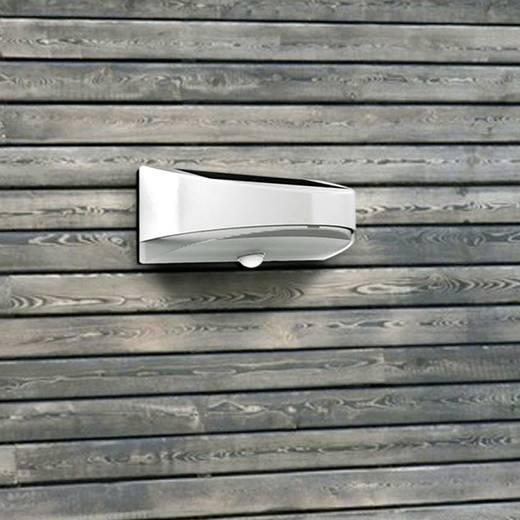 solar au enwandleuchte mit bewegungsmelder 1 2 w neutral wei eco light p9015s bread silber kaufen. Black Bedroom Furniture Sets. Home Design Ideas