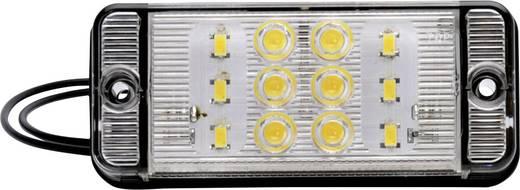 Hochleistungs-LEDs Rückfahrscheinwerfer Rückfahrscheinwerfer hinten 12 V, 24 V Weiß SecoRüt Klarglas