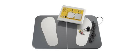 ESD-Testgerät überprüft die Personenerdung zur Zugangsüberwachung