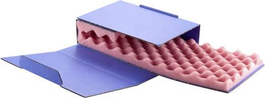 ESD-Schachtel (L x B x H) 200 x 140 x 50 mm leitfähig Wolfgang Warmbier 5510.907