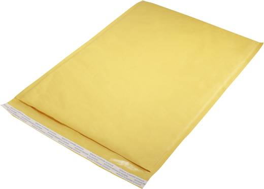 Luftpolstertasche Papier, Kunststoff (L x B) 369 mm x 262 mm Beige 1 St.
