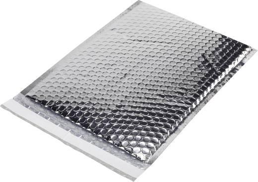 Luftpolstertasche Kunststoff (L x B) 254 mm x 173 mm Silber 1 St.