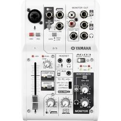 Mixážny pult analógový Yamaha AG03, Kanálov: 3, USB pripojenie